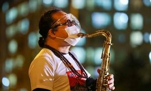 Trần Mạnh Tuấn: 'Bệnh viện dã chiến là sân khấu đặc biệt đời tôi'