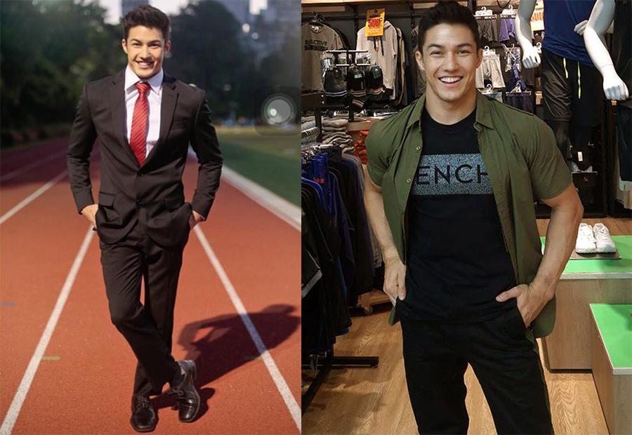 Phong cách vận động viên Olympic 'cười tỏa nắng'