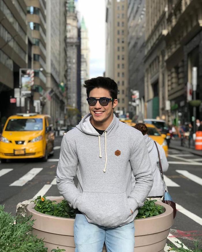 Phong cách vận động viên Olympic cười tỏa nắng - 8