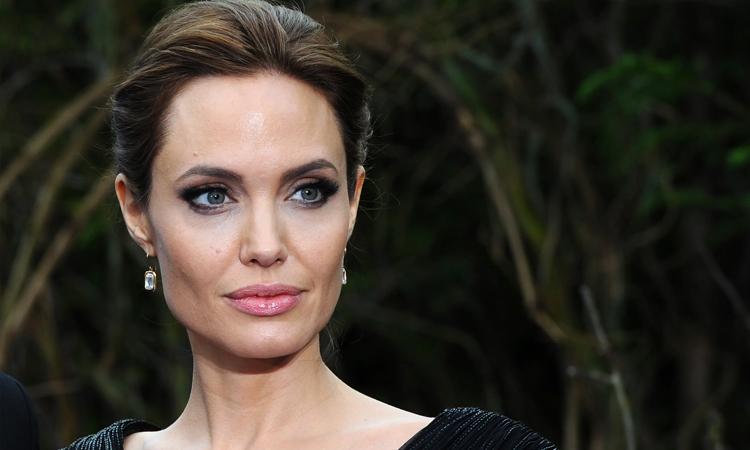 Nữ diễn viên Angelina Jolie. Ảnh: Vanity Fair