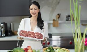 Hà Kiều Anh gợi ý cách giữ thực phẩm tươi lâu