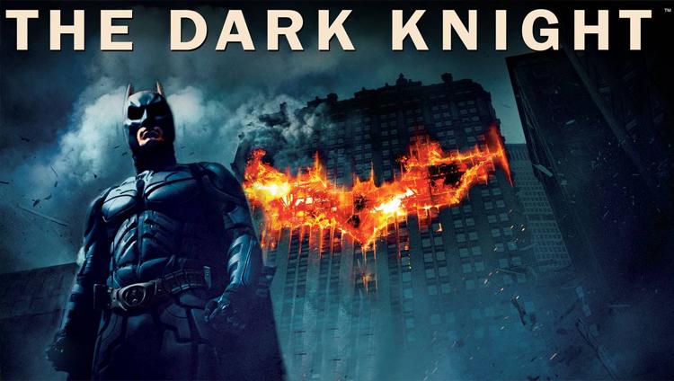 Hình ảnh quảng bá phim The Dark Knight. Ảnh: WB