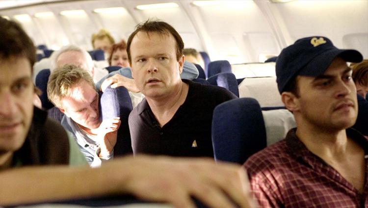 Một cảnh trong United 93, phim Hollywood đầu tiên khai thác đề tài 11/9, phát hành năm 2006. Ảnh: Moviestore