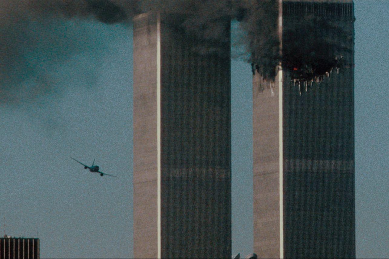 Cảnh trong tập một Turning Point: 11/9 And The War On Terror. Ảnh: Netflix
