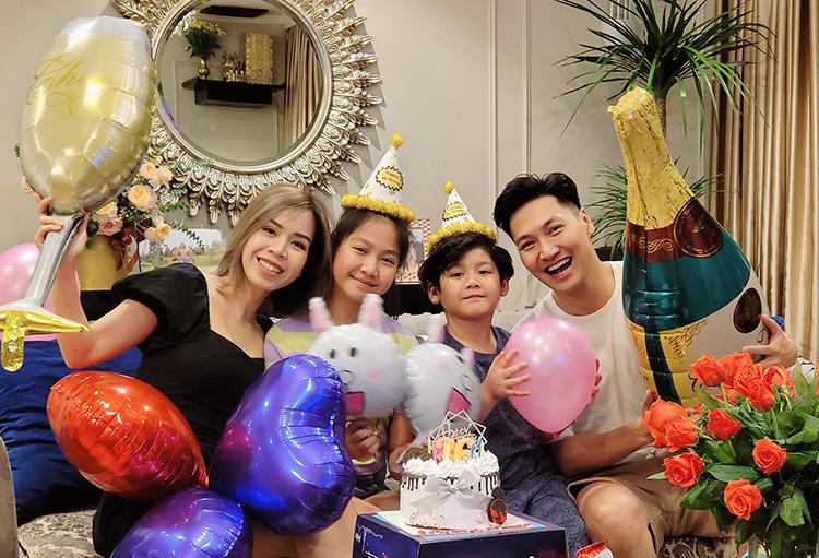 Tiệc sinh nhật đón tuổi 36 của Mạnh Trường. Ảnh: Nhân vật cung cấp