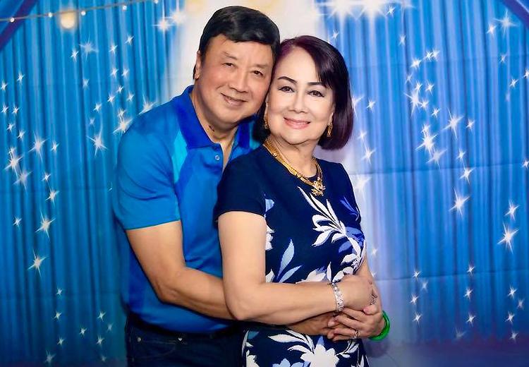Vợ chồng Bảo Quốc được ngưỡng mộ với chuyện tình hơn 50 năm/