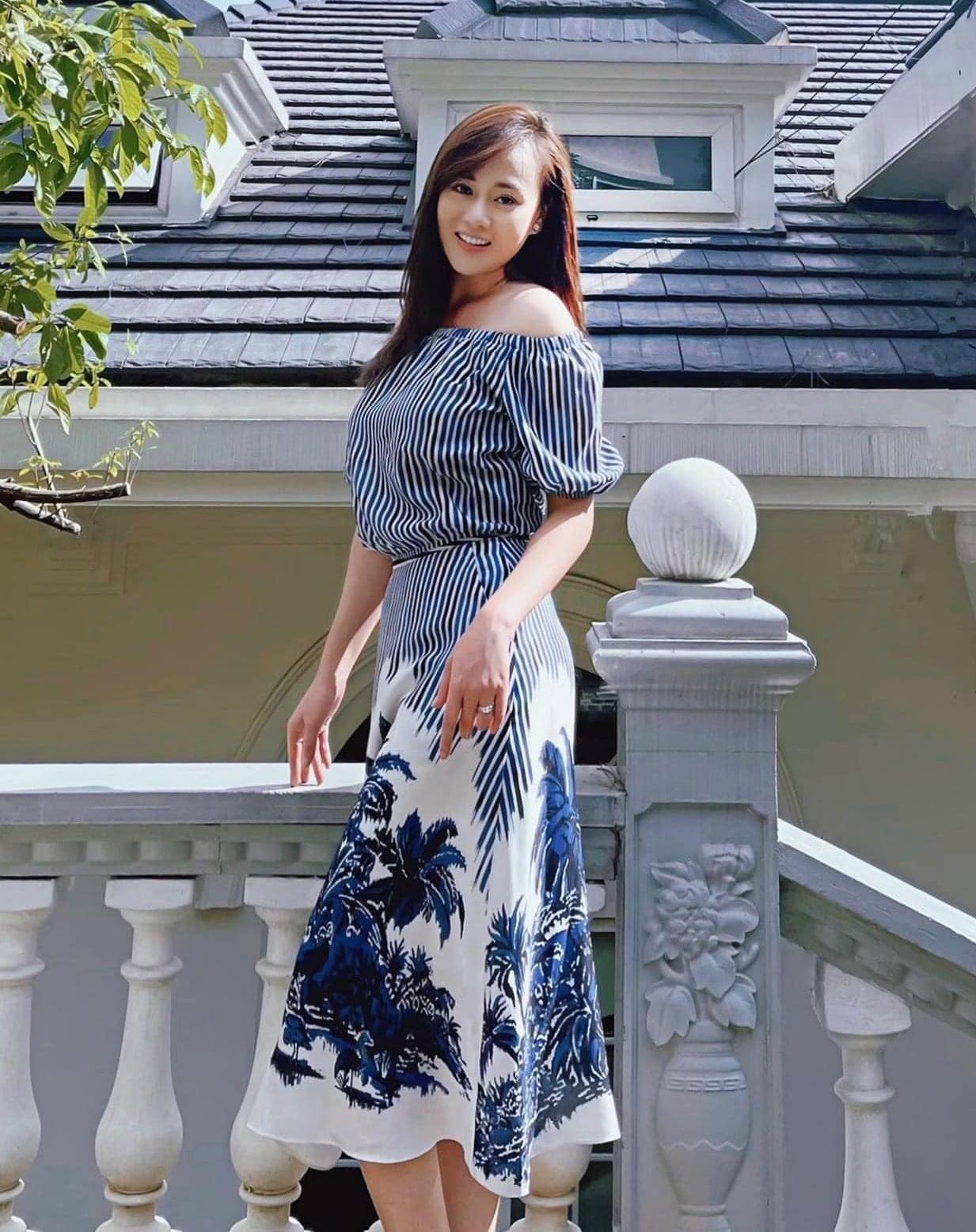 Thời trang gây tranh cãi của Phương Oanh trong Hương vị tình thân - 3