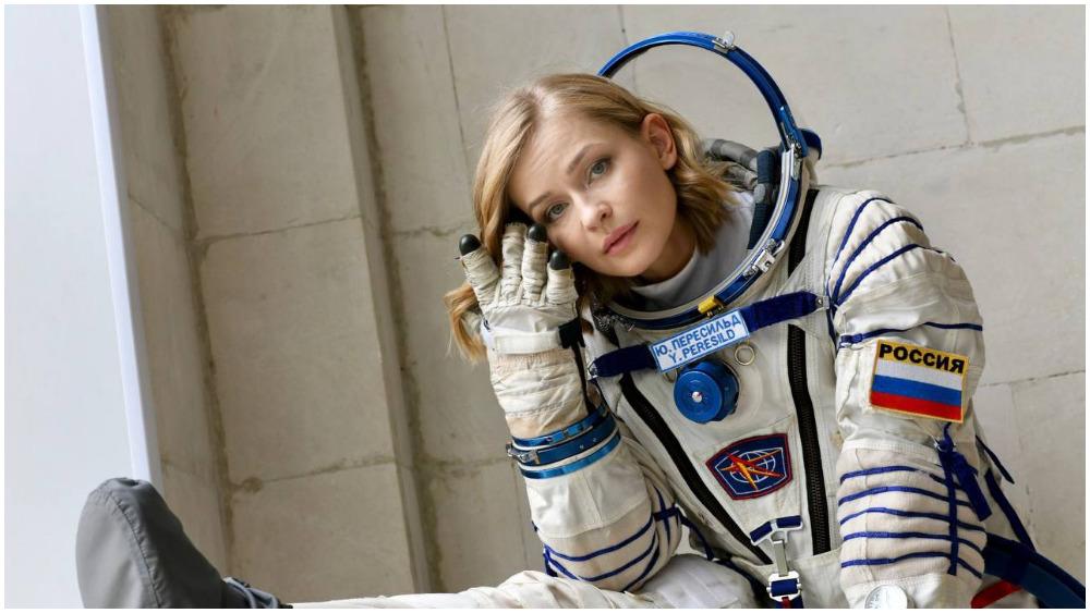 Nữ diễn viên Yulia Peresild trong dự án The Challenge. Ảnh: Sasha Gusov