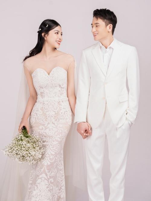 Ảnh cưới của Phan Mạnh Quỳnh. Ảnh: Danh Nguyễn