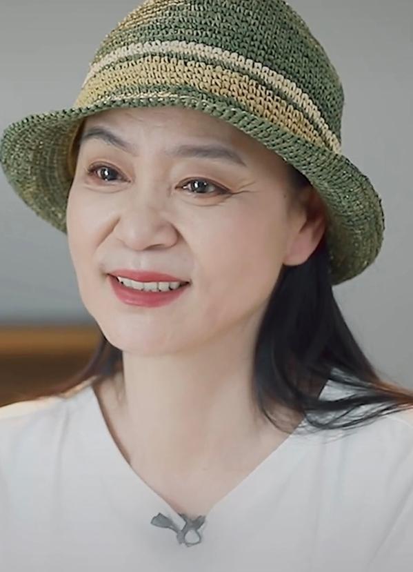 Lưu Tuyết Hoa tuổi ngoài 60. Ảnh: Bilibili