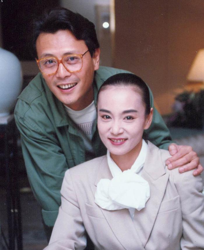 Lưu Tuyết Hoa và Lưu Đức Khải là cặp tình nhân nổi bật làng giải trí thập niên 1990. Ảnh: Chinatimes