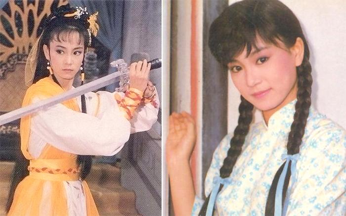 Lưu Tuyết Hoa là diễn viên hàng đầu làng phim Hoa ngữ thập niên 1980. Ảnh: Ifeng