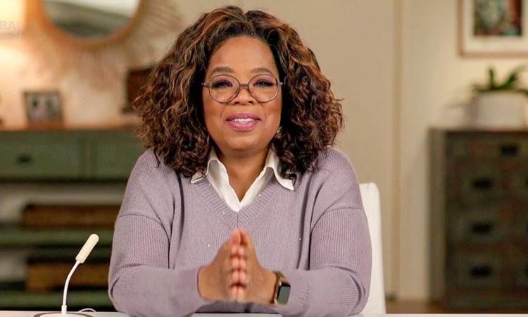 Oprah Winfrey là một trong những sao tích cực làm từ thiện nhất ở Hollywood. Ảnh: CNN