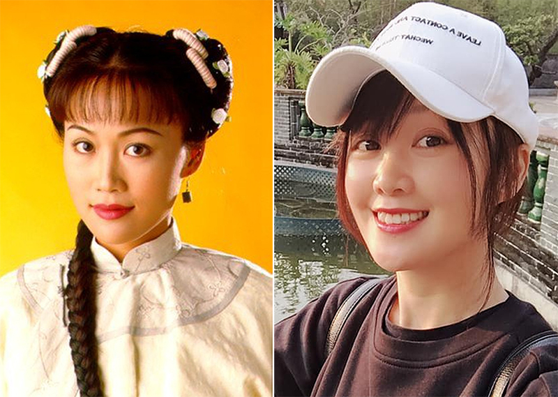 Lương Tiểu Băng đóng A Kha - cô gái khiến Vi Tiểu Bảo mê mệt vì nhan sắc kiều diễm, sau này thành vợ  Tiểu Bảo. Tiểu Băng hiện 52 tuổi, ít đóng phim, chủ yếu tham gia sự kiện, livestream bán hàng. Cô kết hôn với tài tử Trần Gia Huy được 21 năm, có một con trai.