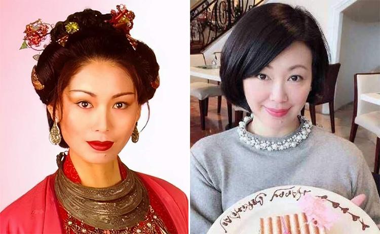 Phùng Hiểu Văn đóng Tô Thuyên, vợ cả Vi Tiểu Bảo, võ công cao cường nhất trong số bảy cô vợ.