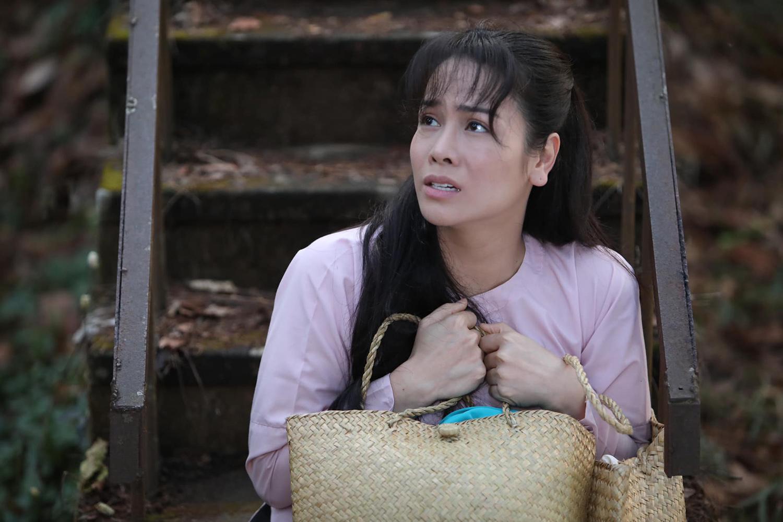 Nhật Kim Anh trở lại với tuýp nhân vật có thân phận bi kịch. Ảnh: Top Media