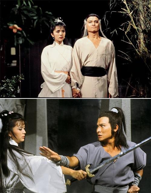Vai diễn được nhắc đến nhiều nhất là Tiểu Long Nữ trong Thần điêu đại hiệp 1983, đóng cùng Lưu Đức Hoa. Theo Mingpao, đây là bản được nhà văn Kim Dung đánh giá cao nhất. Lưu Đức Hoa từng tiết lộ yêu thầm bạn diễn khi quay tác phẩm năm 1982. Anh từ bỏ ý định theo đuổi khi biết bấy giờ, Trần Ngọc Liên yêu Châu Nhuận Phát. Tuy nhiên, chuyện tình của nữ diễn viên không đơm hoa kết trái, họ chia tay năm 1983. Một năm sau, Trần Ngọc Liên kết hôn với một doanh nhân, họ ly dị năm 1992. Từ đó, bà sống độc thân.