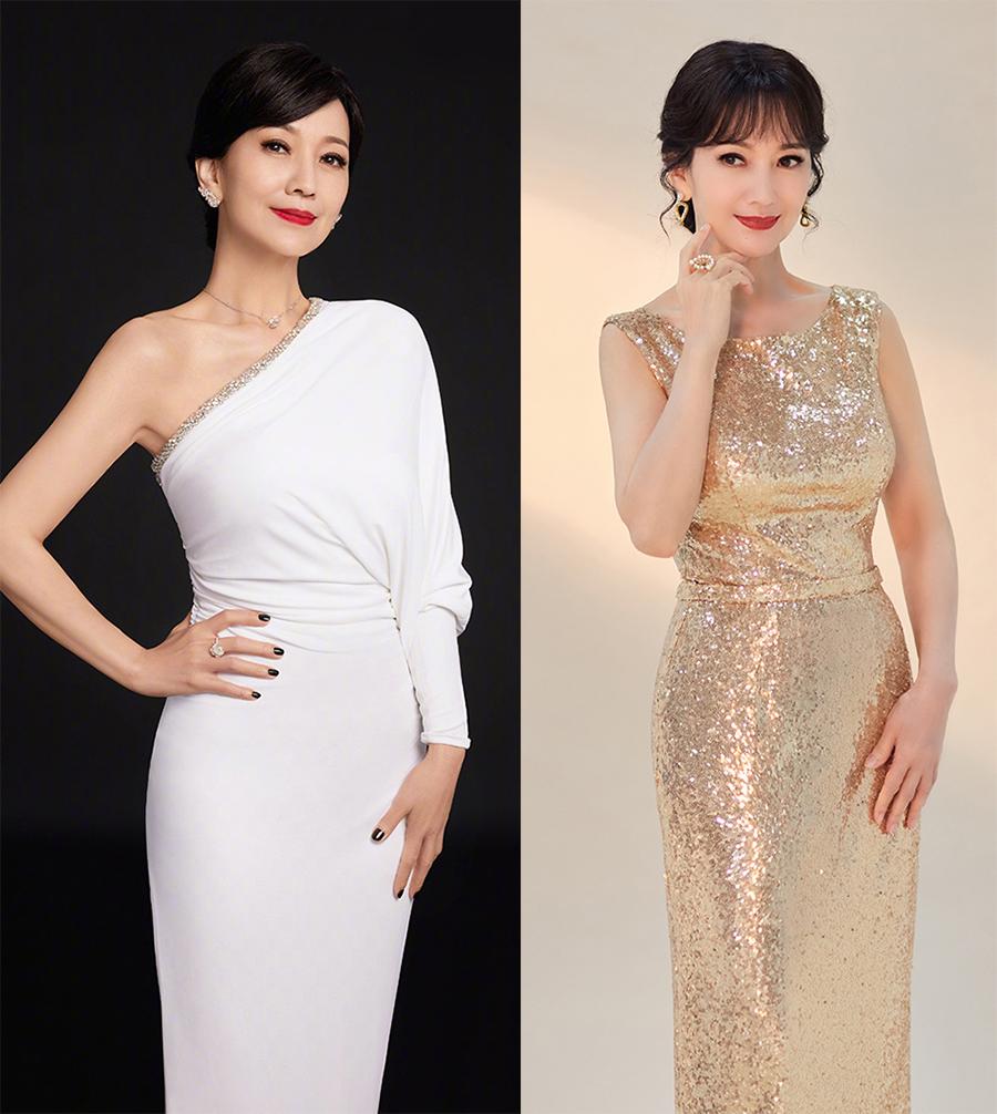 Ở tuổi gần 70, Triệu Nhã Chi đắt show sự kiện. Bà diện các trang phục ôm dáng, tối giản khi chụp ảnh cho các hãng mỹ phẩm.