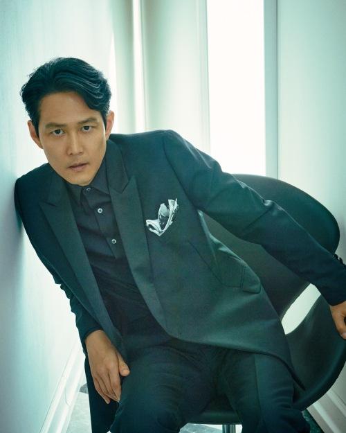 Tài tử gạo cội xứ Hàn Lee Jung Jae. Ảnh: Netflix