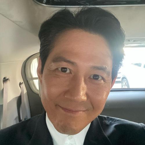Bức ảnh đầu tiên của Lee Jung Jae trên tài khoản Instagram lập vào chiều 2/10. Ảnh: Instagram @from_jjlee
