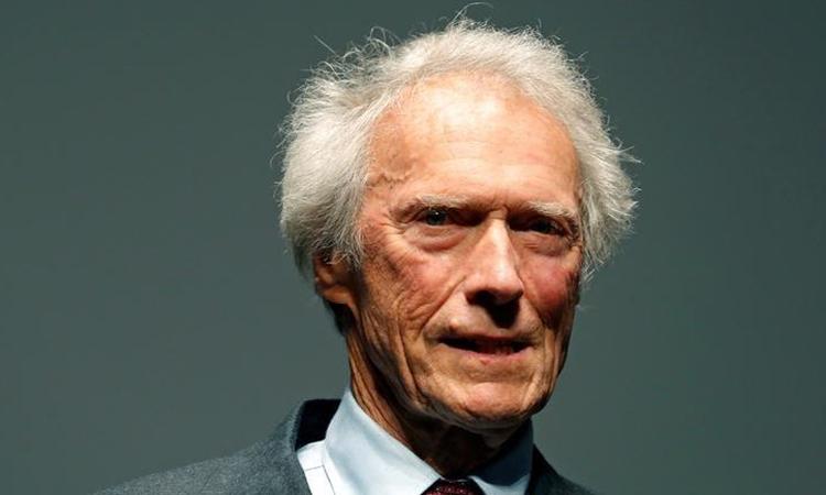 Diễn viên Clint Eastwood. Ảnh: Reuters