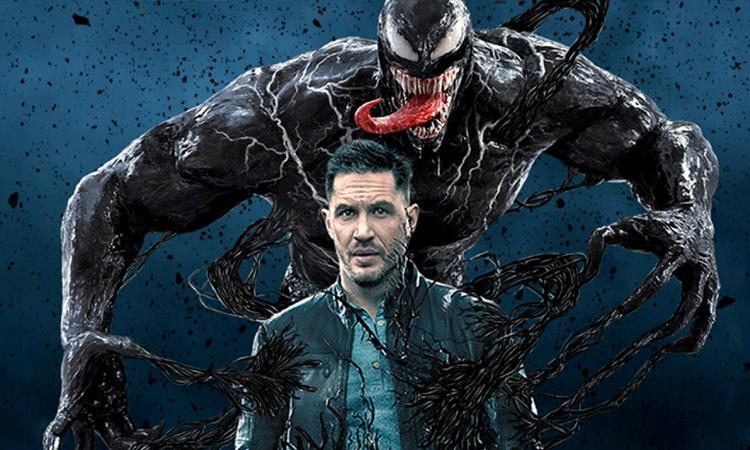 Tom Hardy trong vai chính Eddie Brock, người bị Venom nhập. Ảnh: Sony