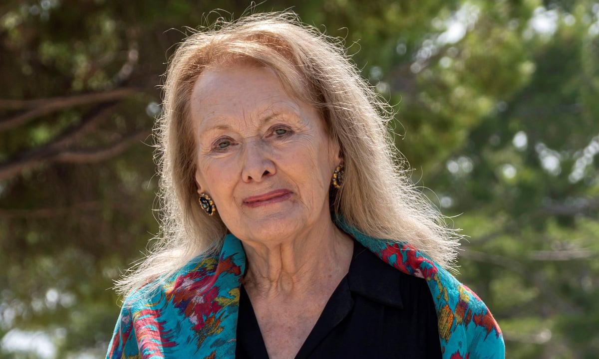 Nhà văn Annie Ernaux năm nay 71 tuổi. Ảnh: EPA
