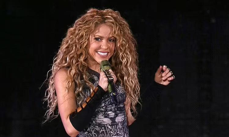 Ca sĩ Shakira, từng bị chính phủ Tây Ban Nha cáo buộc trốn thuế năm 2018, có tên trong Hồ sơ Pandora. Ảnh: AP