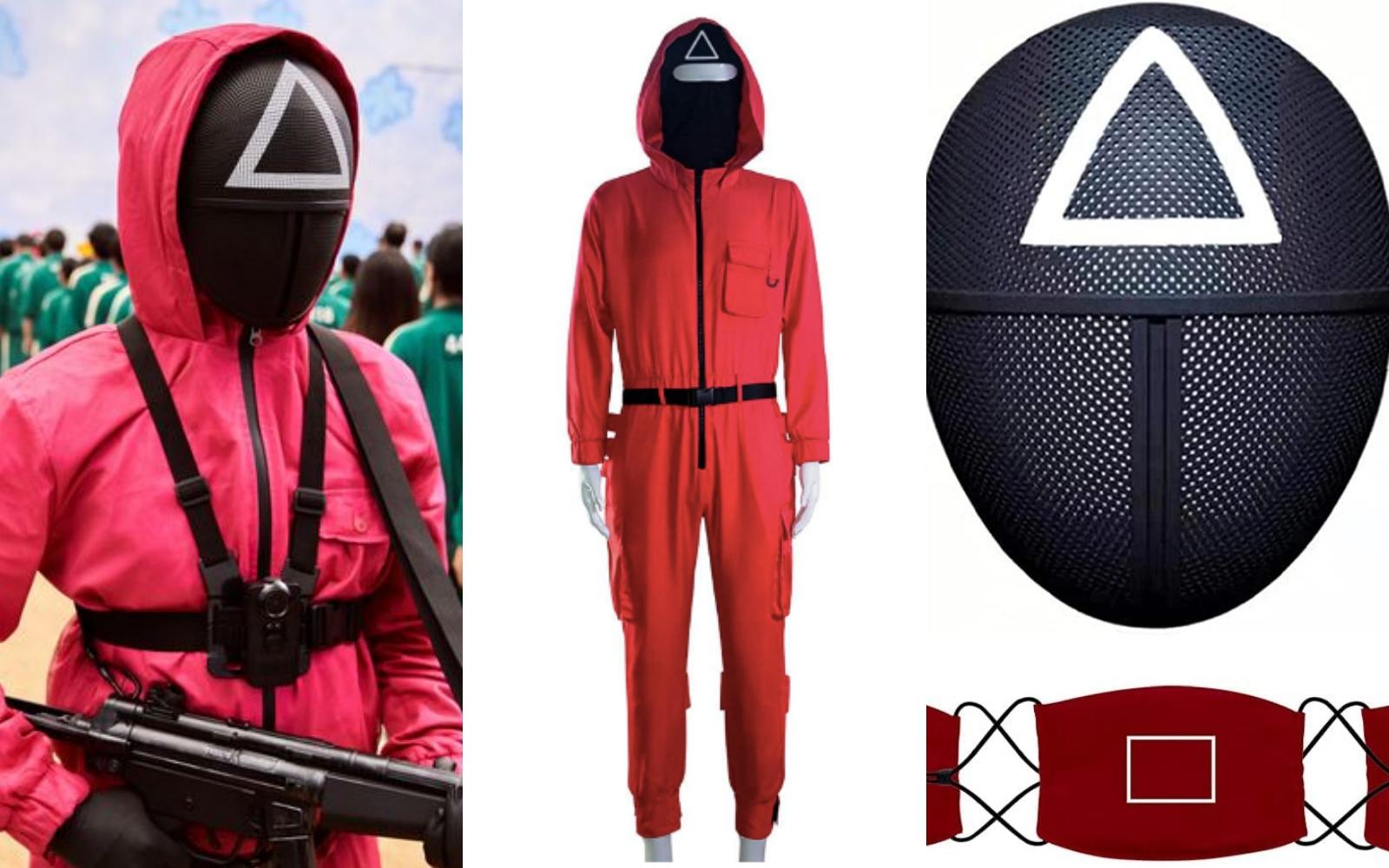 Trang phục Squid Game được săn lùng cho dịp Halloween - 1