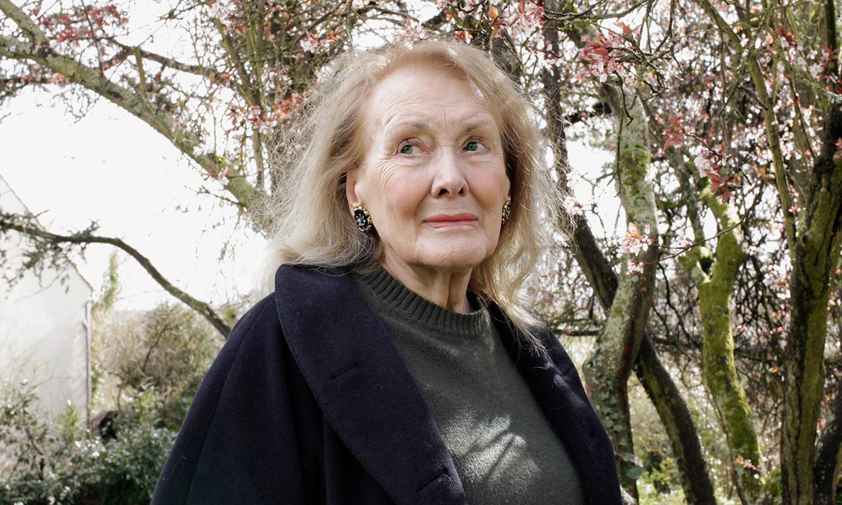 Nhà văn Annie Ernaux. Ảnh: NY Times
