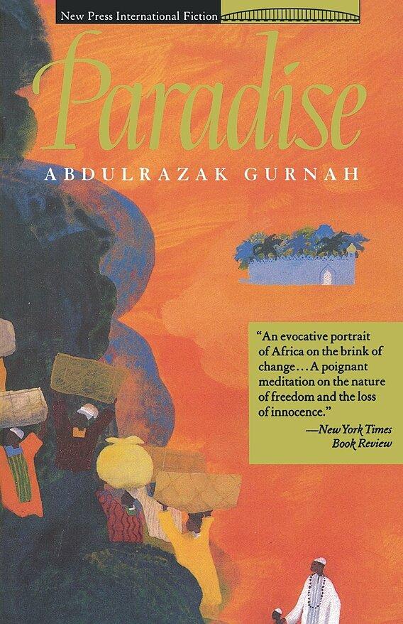 Bìa cuốn Paradise của Abdulrazak Gurnah. Ảnh: Amazon