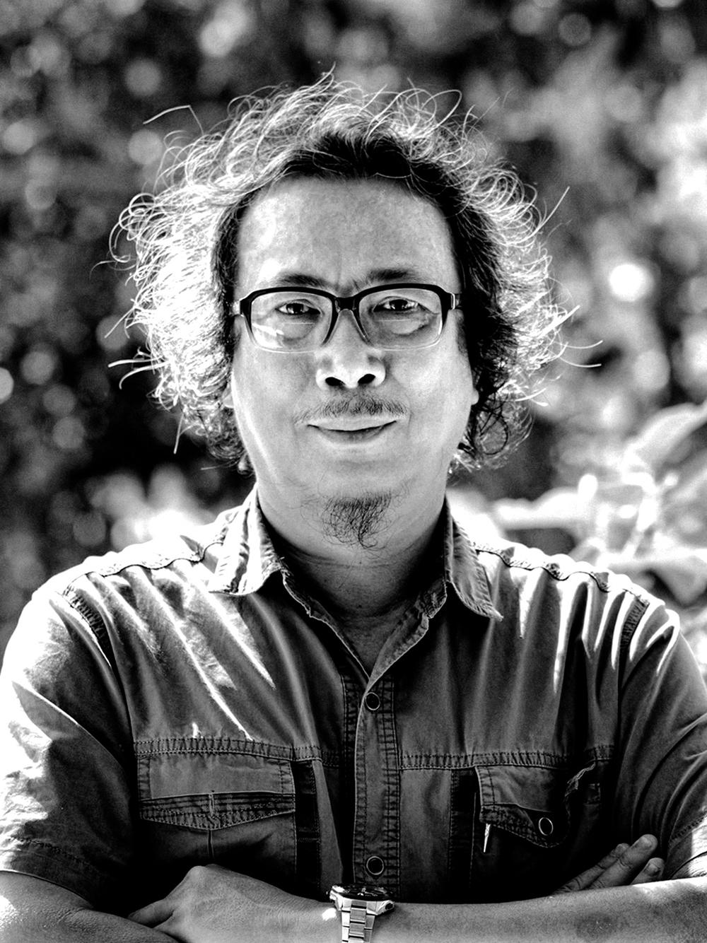 Nhà thơ Cao Xuân Sơn. Ảnh: Nhân vật cung cấp
