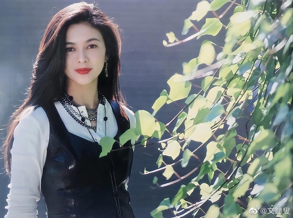 Vẻ đẹp Quan Chi Lâm thời trẻ - 2