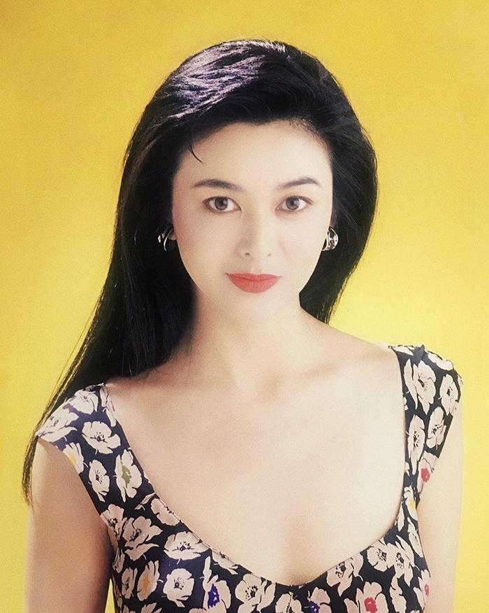 Vẻ đẹp Quan Chi Lâm thời trẻ - 4