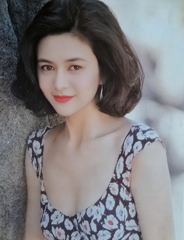 Vẻ đẹp Quan Chi Lâm thời trẻ - 7